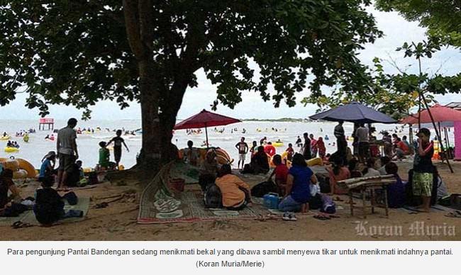 Begini Tindakan Dinas Pariwisata Jepara Antisipasi Pemilik Warung Makan 'Nakal' di Area Pantai Bandengan, Hebat..!!!