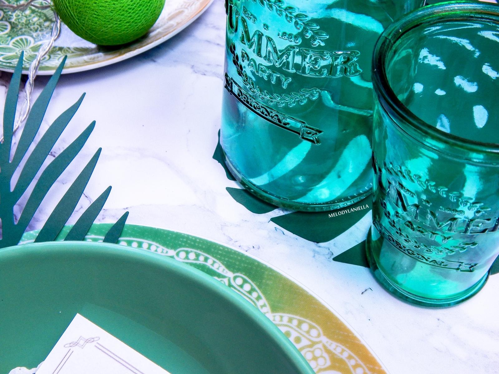 6 pomysły na aranżację stołu zatrzymaj tropikalne lato pomysły na urodziny, rocznicę ślub wesele urodziny dodatki na imprezy przebrania partybox duka home and you