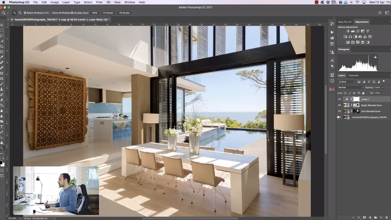 Blend ANY Exposures With This Tip in Photoshop Including Interior Photos
