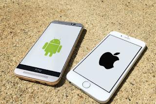 6 Keunggulan Android Di Banding Iphone Dan Sebaliknya