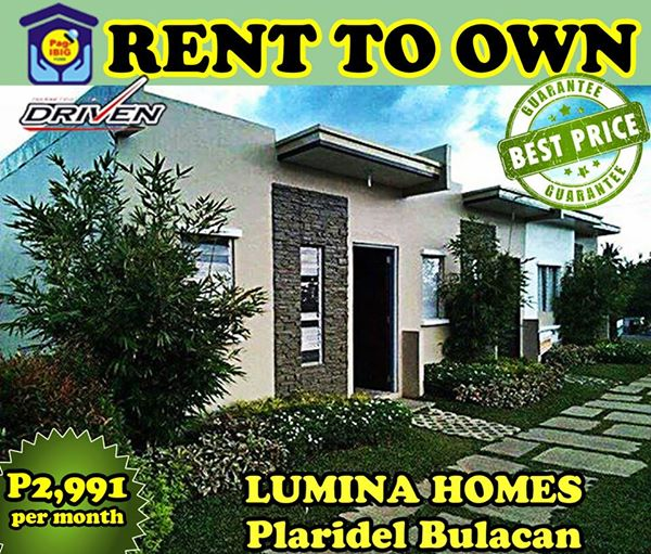 Low Cost Rental Homes: PAGIBIG Rent To Own House And Lot Affordable Condo In The