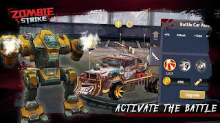 Zombie Strike : The Last War of Idle Battle (SRPG) APK