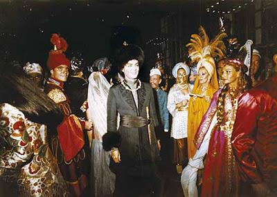 Φωτογραφίες από το πάρτι των Rothschild το 1972
