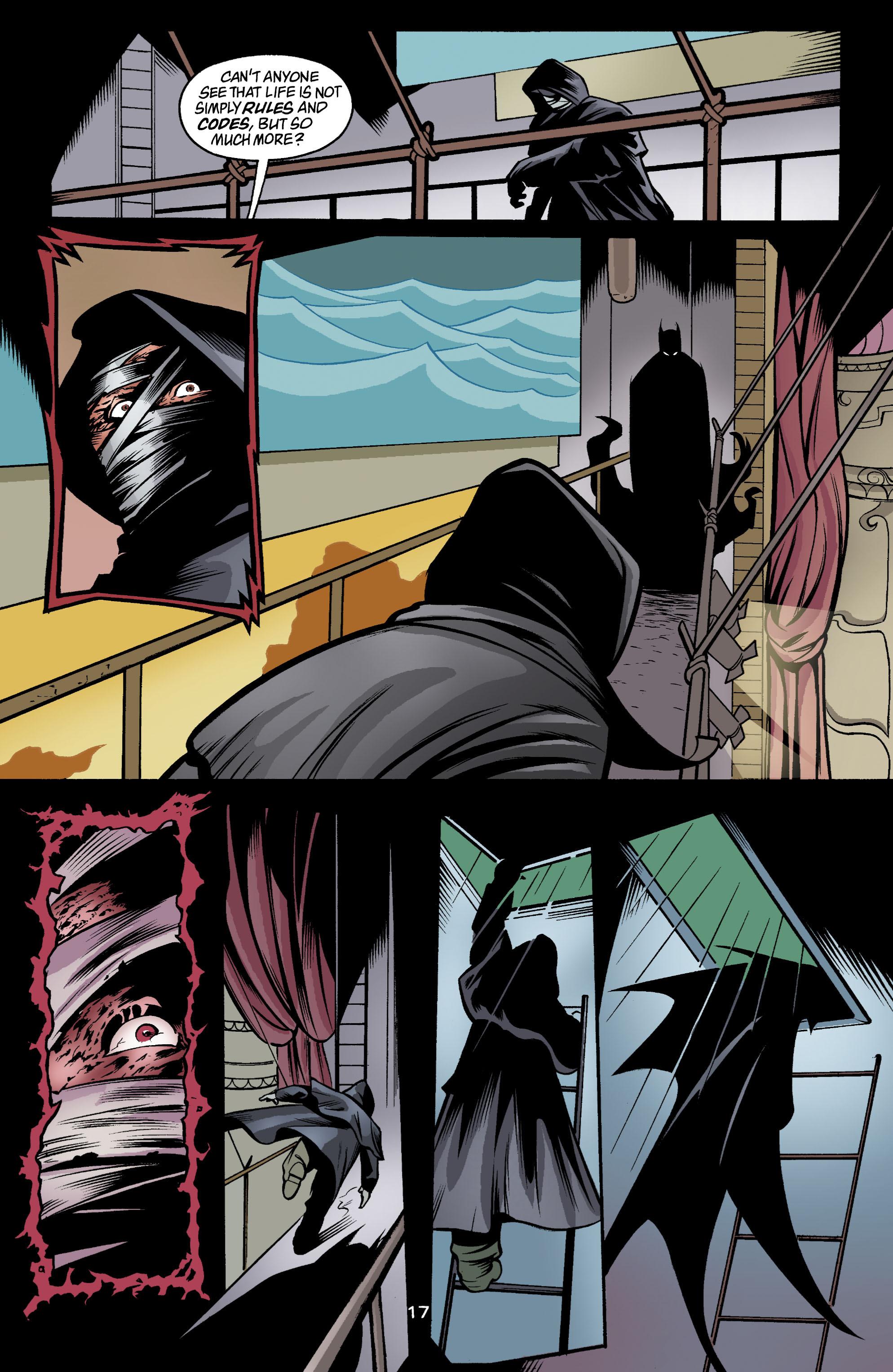 Detective Comics (1937) 779 Page 17