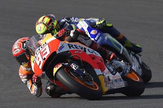 Highlight dan Video Full Race MotoGP Jerez