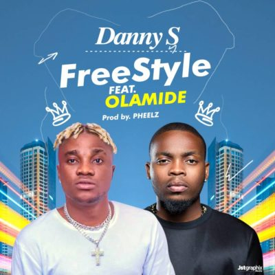 "Danny S – ""Freestyle"" ft. Olamide [New Song] -www.mp3made.com.ng"