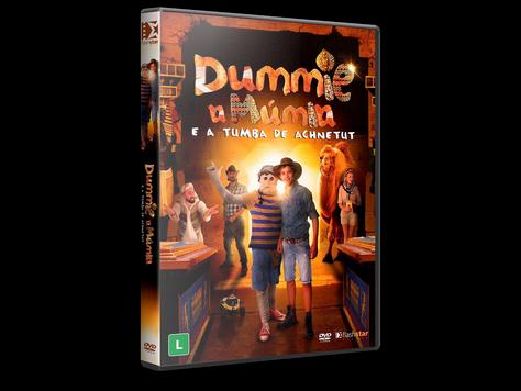 Dummie, A Múmia E A Tumba De Achnetut