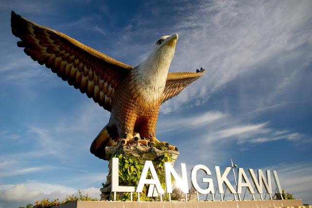 Image result for patung helang langkawi