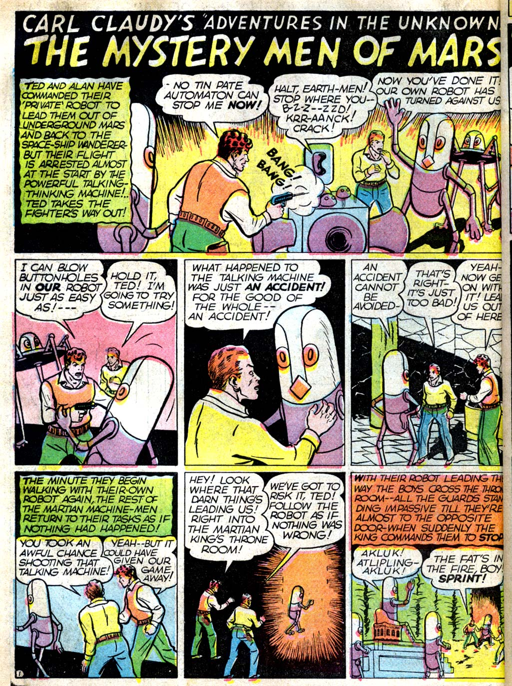 Read online All-American Comics (1939) comic -  Issue #5 - 28