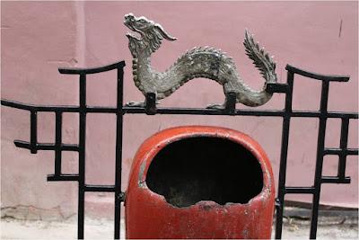 China en La Habana, la letra corta
