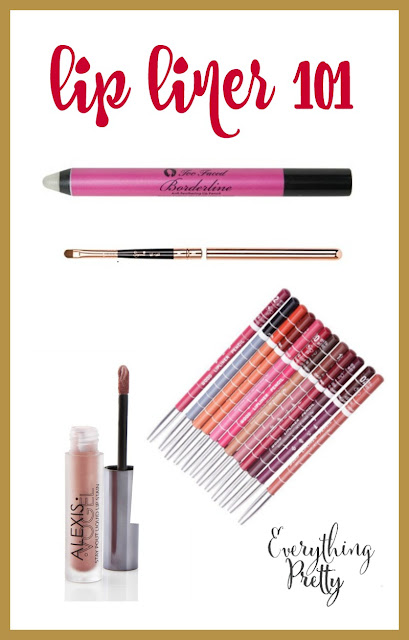 Lip Liner 101: What is Lip Liner and Tips and Tricks