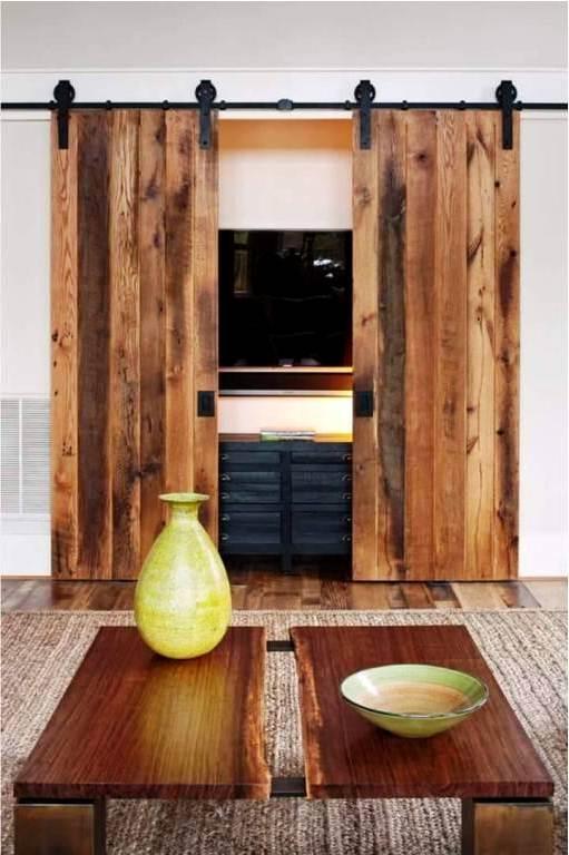 25 desain  harga pintu geser sliding model kayu aluminium dan kaca