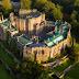 Video: Dron capta un 'jinete fantasma' en antiguo castillo de Inglaterra