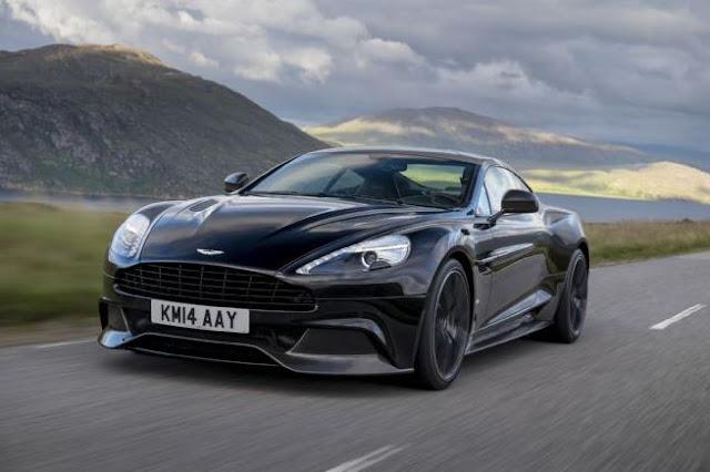 2017 Aston Martin Rapide S  Reviews