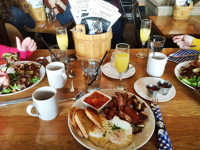 Brunch at Wurst YYC