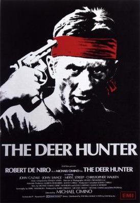 The Deer Hunter movie poster