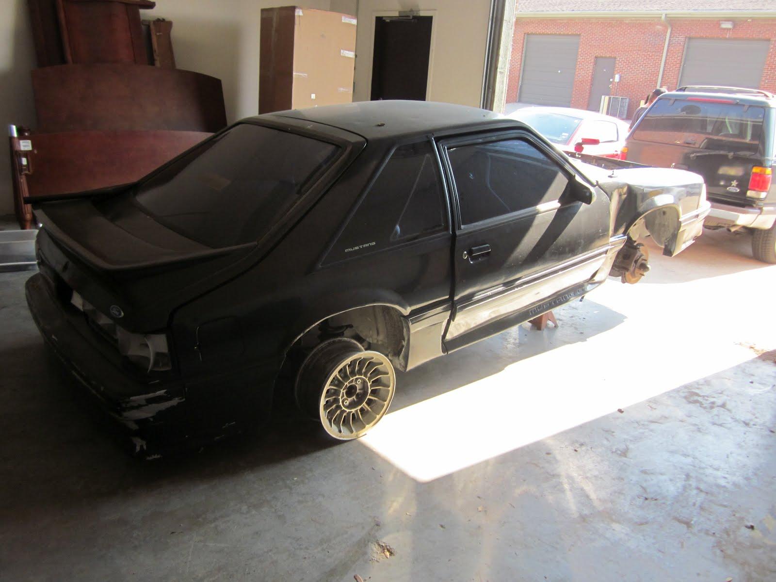 Whiteboy's Mustangs: (HATER MAKER) 1990 GT $100 deal!!