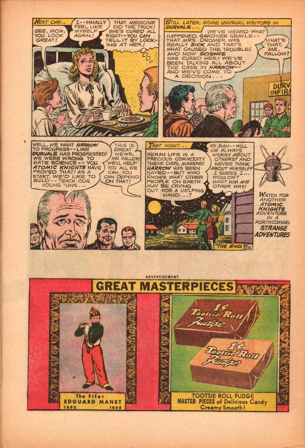Strange Adventures (1950) issue 156 - Page 32