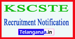 Kerala State Council for Science Technology and Environment KSCSTE Recruitment Notification 2017