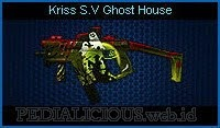 Kriss S.V Ghost House