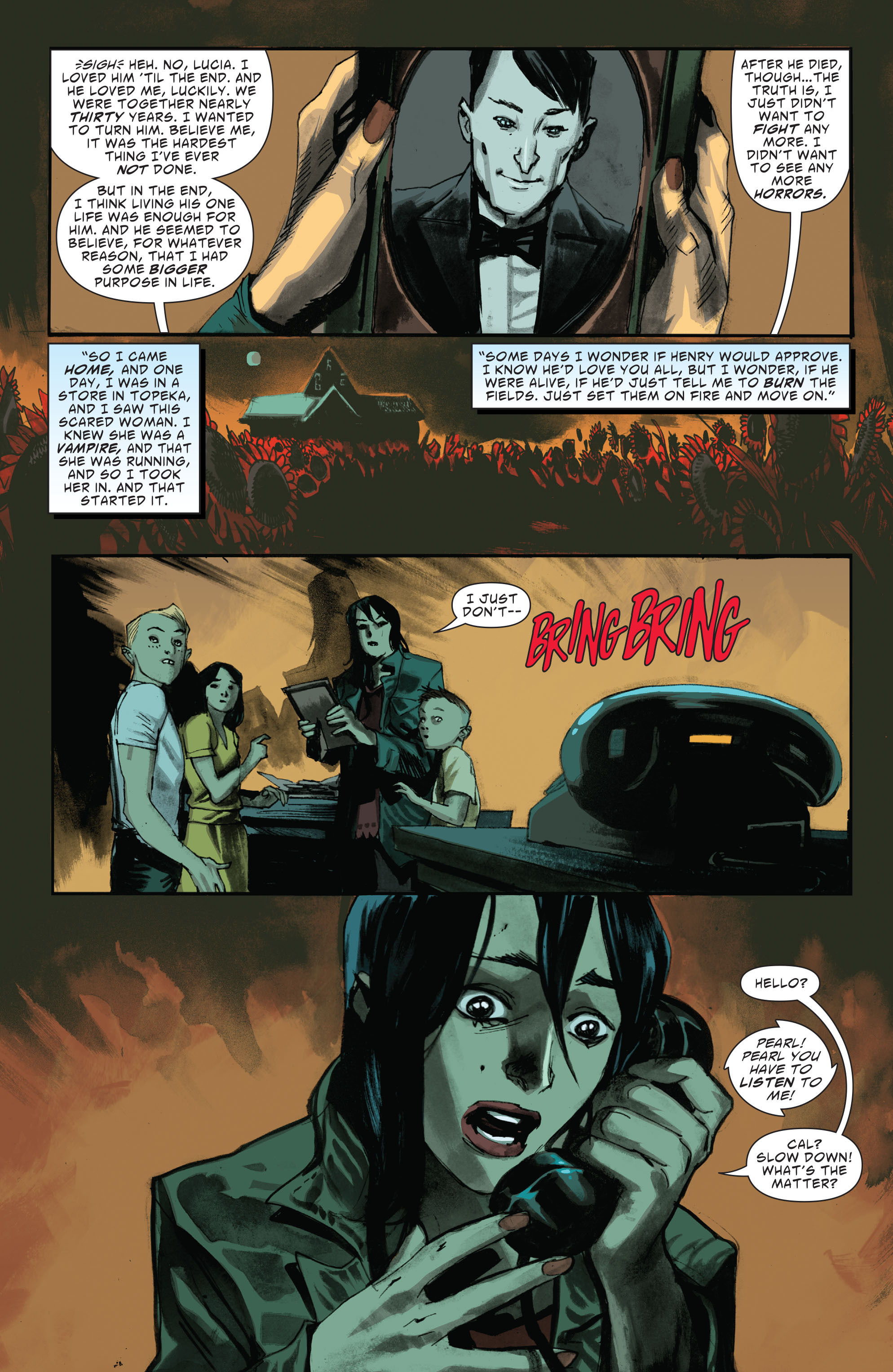 Read online American Vampire: Second Cycle comic -  Issue #2 - 16