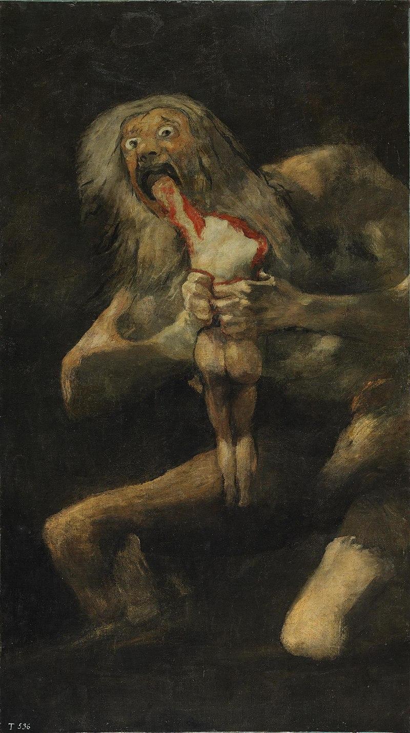 Goya ~ Suas 5 principais pinturas