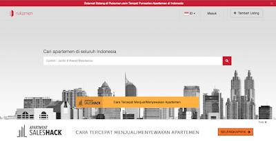Cara Menjual Apartemen Secara Online