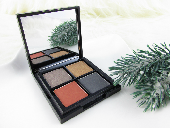 glo minerals Eye Shadow Quad Spellbound - Review / Inhaltsstoffe / Ingredients