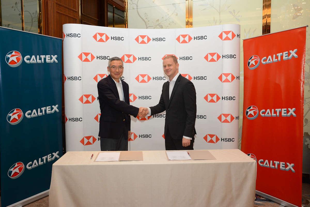 Caltex Philippines and HSBC Renew Partnership | Philippine
