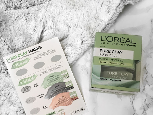Loreal Paris Pure Clay Purity Mask