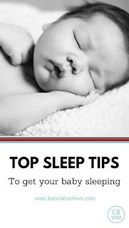 Top Sleep Tips to Get Your Baby Sleeping | baby sleep | #babysleep