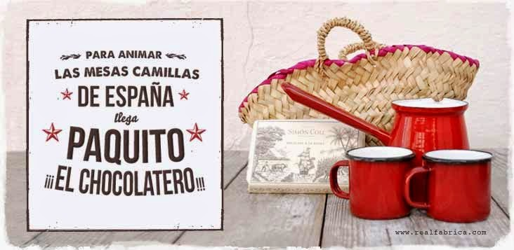 Lugares para soñar | Real Fábrica Española