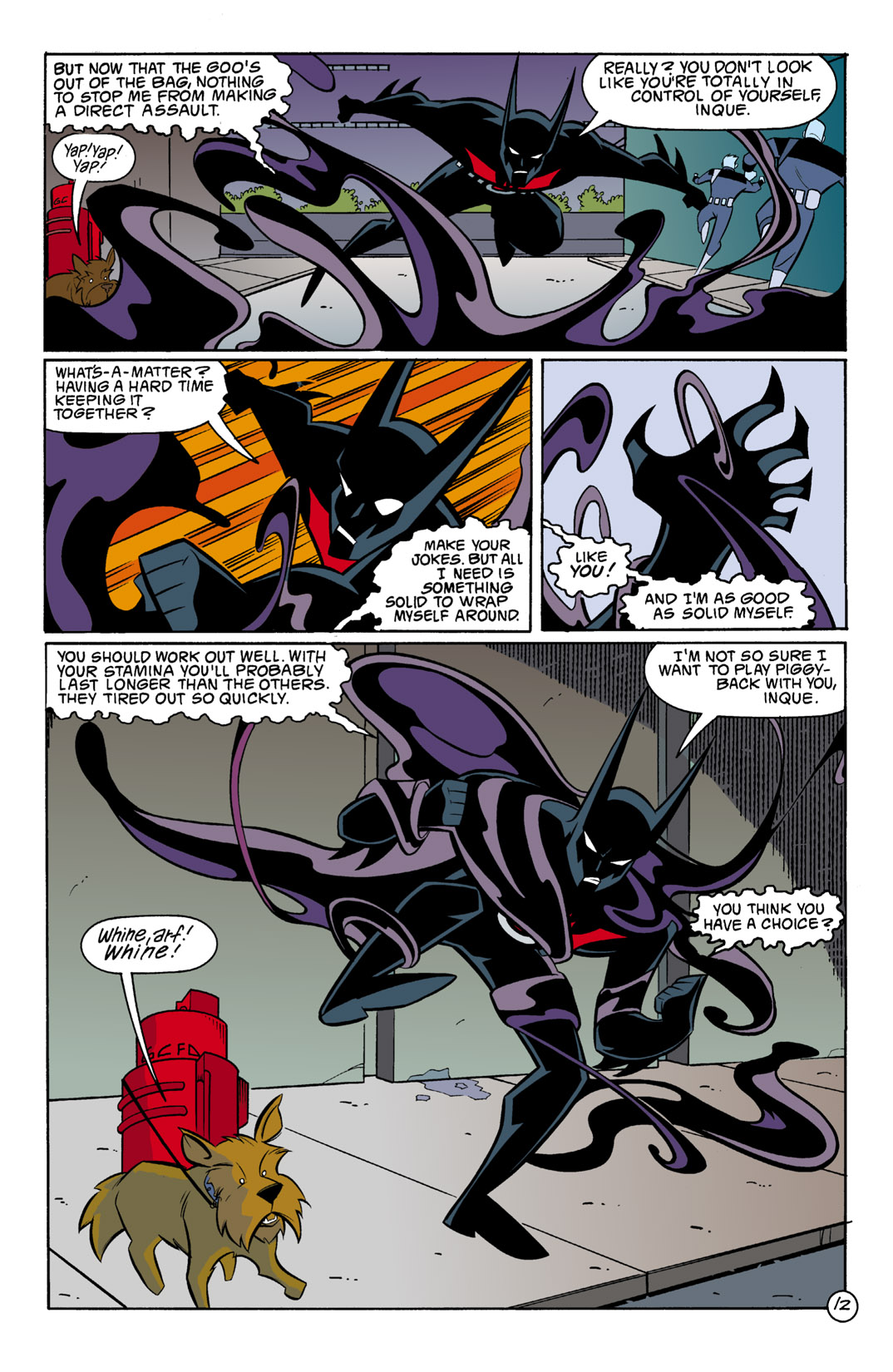 Batman Beyond [II] Issue #2 #2 - English 13