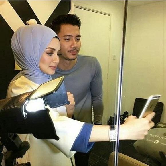 Fattah Amin & Neelofa