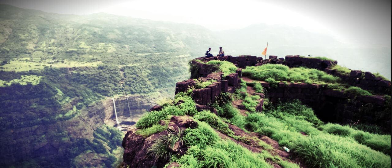 राजमाची किल्ला - Rajmachi Fort