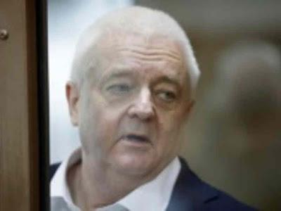 Frode Berg, Warga Norwegia yang Dihukum 14 Tahun Penjara oleh Pengadilan Rusia
