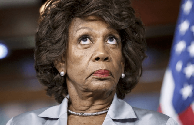 Maxine Waters responds to death threats: 'You better shoot straight'