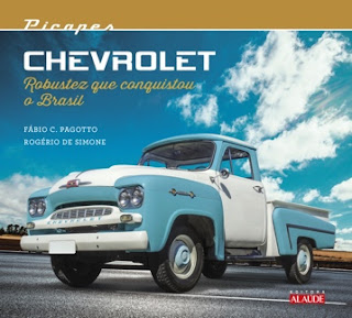 CRUSH PILOTO/A - Livro Picapes Chevrolet