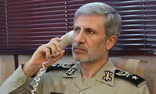 Brigadir Jenderal Amir Hatami: AS Ingin Pindahkan Daesh ke Afghanistan