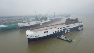 Dfds amplia la collaborazione con Ekol logistics