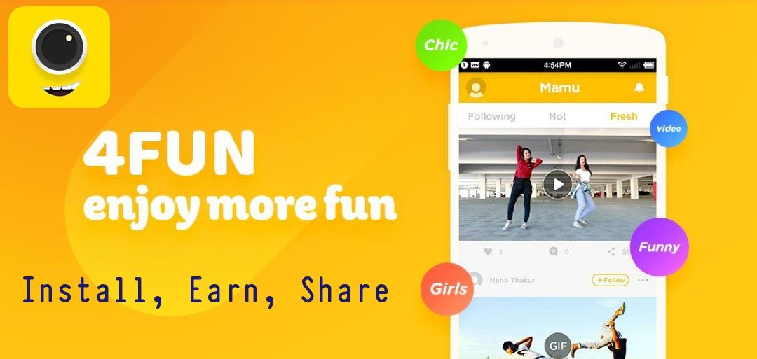 4 Fun App - Pari Digital Marketing