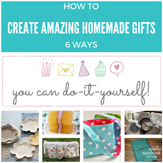 6 amazing homemade gift ideas