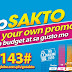 A step by step guide on how-to create your own promo using Globe Prepaid GoSakto!