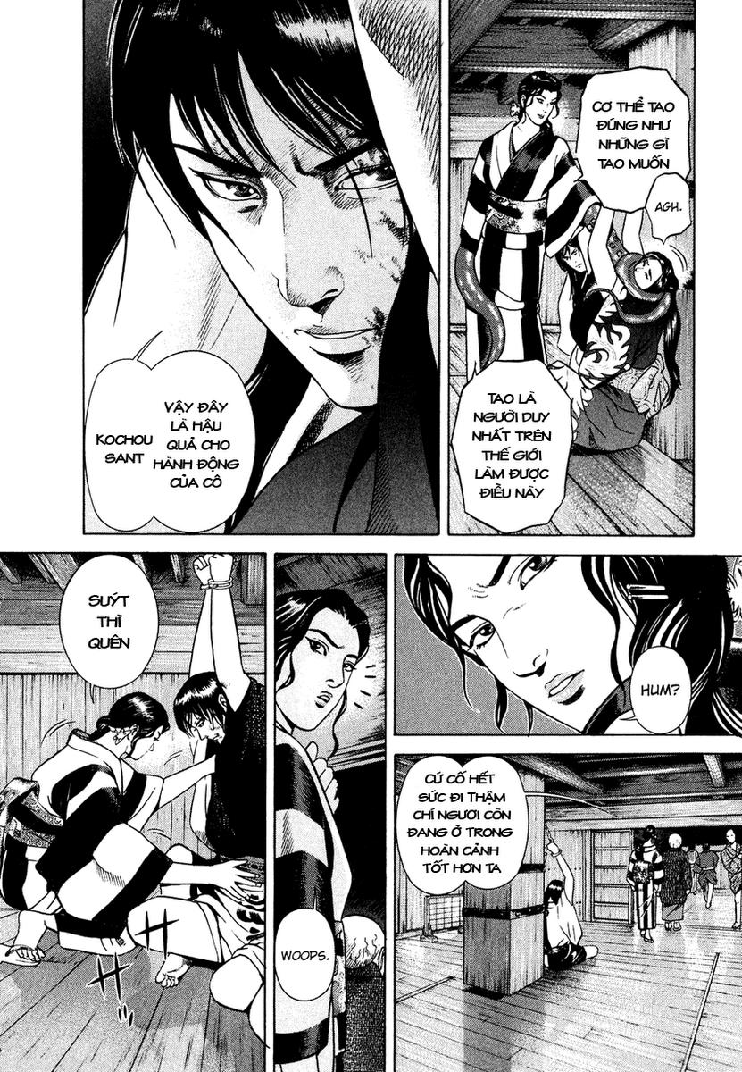 Yamikagishi chap 8 trang 9