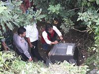 Brankas yang Dibuang di Sungai Madiun Milik Koperasi Simpan Pinjam