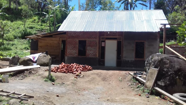 Rumah Eko Selesai Di Rehab