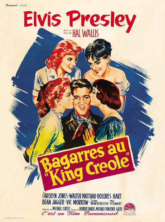 Moon In The Gutter: As Long As I Have You: King Creole (1958)