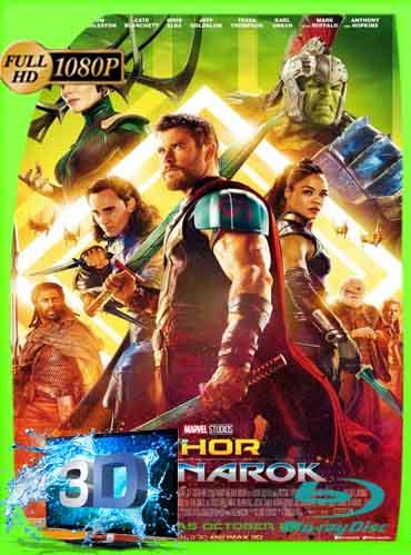 Thor: Ragnarok (2017) 3D SBS Latino[GoogleDrive] SilvestreHD