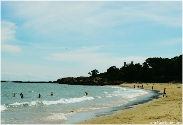 Playas de Massachusetts: Singing Beach