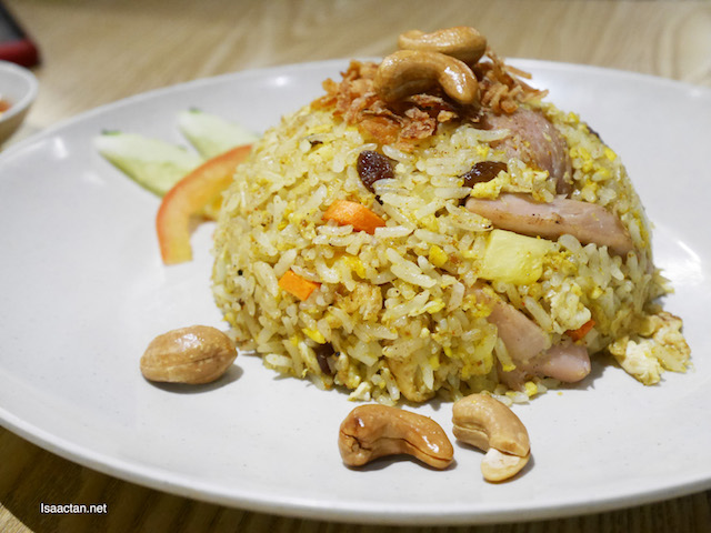 Pineapple Fried Rice - RM9.90